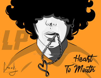 LP Heart To Mouth by gemusky