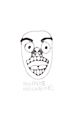 Hey there neighbor by DallinJeepsUtah
