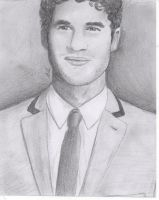 Darren Criss Commission No4 by wolf2307