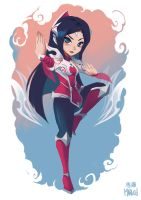 League of legends Irelia by markou000