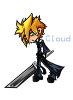 :-Cloud-: by Arkeresia