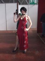 Ada Wong - RE4 by SuperCosplay