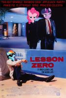 'Lesson Zero' movie Poster. by EvaMonkey