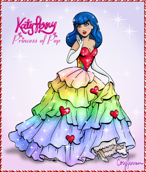 Katy Perry: Princess of Pop by Cor104