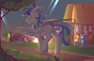 [Commission] | NorwaySea96 by HiccupsDoesArt