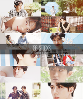 [PHOTOPACK#4][SCREENCAP] EXO Ceci Cover Story by uyen987654
