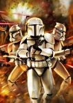 Clone Commander Fett by Robert-Shane