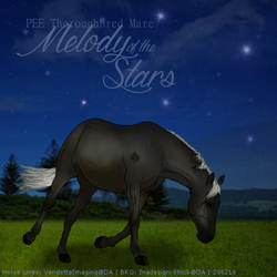 Melody of the Stars - HEE Art by Kayleighxx97