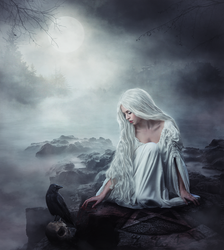 White Witch by AndyGarcia666