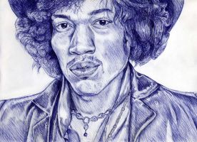 and let Jimi take over by ClaireDial