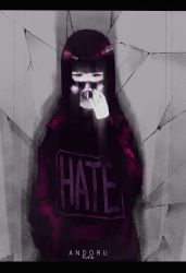 HATE by AndrewAnimations