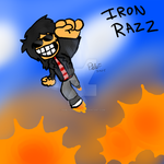 Iron Razz by Pablos-Corner