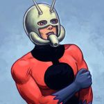 Daily Sketches Ant-Man by fedde