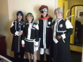 Otakon 2011 group by origami10