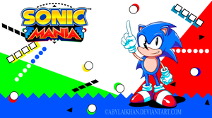 Sonic-Sonic Mania by Abylaikhan