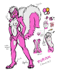 Pirox Char Sheet 2017 by ForcesWerwolf