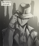 Detective by TheArtistJ