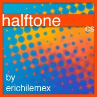 Halftone Brushes by erichilemex