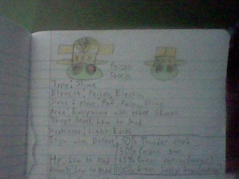 New Monster 4 any RPG game incide MLP by Darksoulmaster33