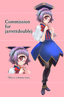 Commission for jarrettdoublej by sacoclover