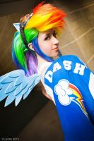 All the Colors by scruffyrebel