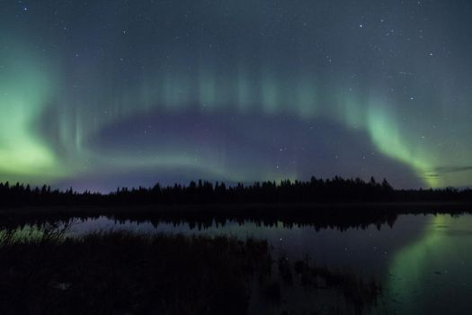 Northern lights by Antz0