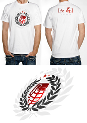 Az-eXp t-shirts by causeDesign