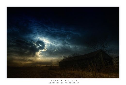 Stormy Weather by lowapproach