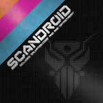 Cover art for Scandroid first album by RandomVanGloboii