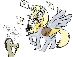 Derpy Saves Equestria by BronyBiscuitBites