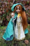 Nimue, lady of the lake custom eah by Rin0730