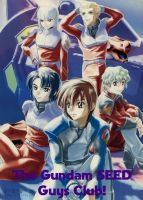 The Gundam SEED Guys Club ID by GSEEDguys