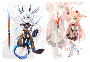 C001 Adoptable Auction [CLOSED] by A--R--O