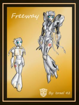 TFPrime: Freeway Young and teen by Israel42