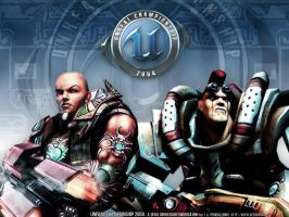 UC2004 Official WP 2 by Crotale
