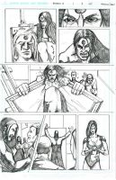 Top Cow Talent Contest 2016 Submission Page 3 by GDEAN