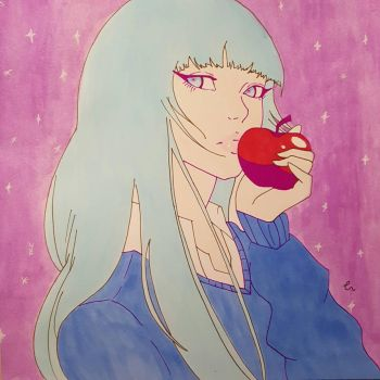 Daoko Girl by Heythere45