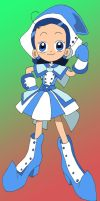 Aiko from Ojamajo Doremi by Sabre2k2