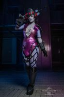 One shot, one kill - widowmaker cosplay by Voldiesama