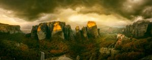 The Holy Mountain by borda