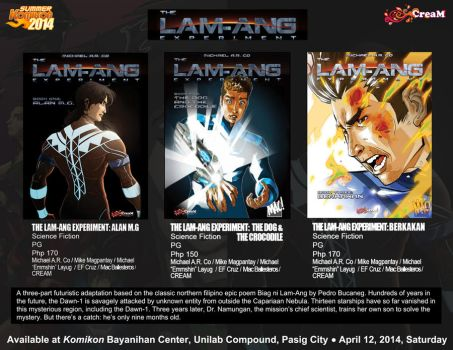 The Lam-Ang Experiment available @SK2014 by creativemediaph