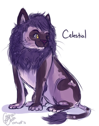 Celestial by conwolf