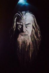 Gandalf by Goobijen
