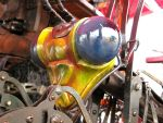 Manege Carre: Mantis Closeup by GravihK
