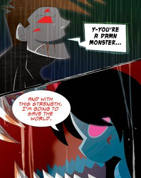 Zombie Shark Bear Ep 1 - Break The Skin Page 84 by gpanthony