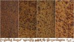 Rusted Metal Texture Pack by TerrorCookie