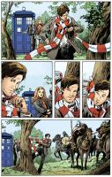 Doctor Who II issue 5 pg 4 by CharlieKirchoff