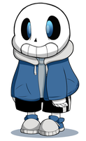 Mini Sans by SilviShinyStar