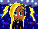 Magic Lightning (remake) by ANNE14TCO