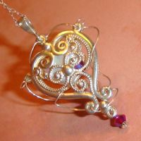 Tangled Heart by PrettyShinyThings